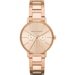 Armani Exchange Damenuhr Lola Multifunktions AX5552