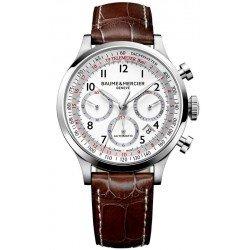 Kaufen Sie Baume & Mercier Herrenuhr Capeland 10082 Chronograph Automatik