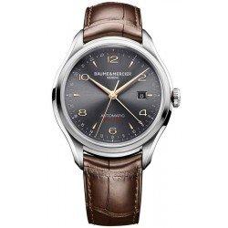 Baume & Mercier Herrenuhr Clifton Dual Time Automatic 10111