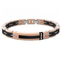 Kaufen Sie Boccadamo Herrenarmband Man ABR350C
