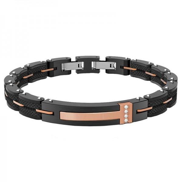 Kaufen Sie Boccadamo Herrenarmband Man ABR350D