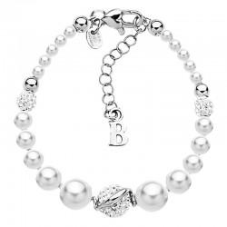 Boccadamo Damenarmband Perle BR369
