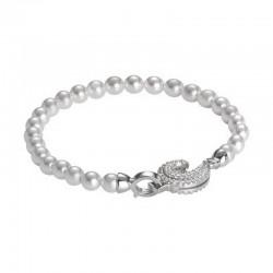 Boccadamo Damenarmband Perle BR473