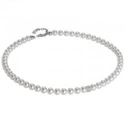Boccadamo Damenhalskette Perle GR636