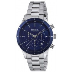 Breil Herrenuhr Dude Quarz Chronograph EW0445