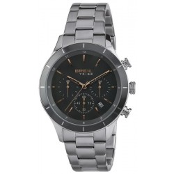 Breil Herrenuhr Dude Quarz Chronograph EW0448