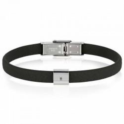Kaufen Sie Breil Herrenarmband Black Diamond TJ2401