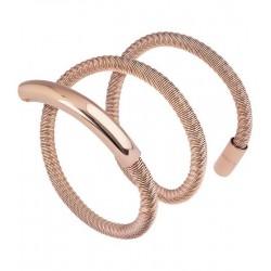 Breil Damenarmband New Snake Steel TJ2839
