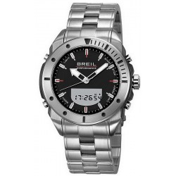 Breil Herrenuhr Sportside Performance Quarz Multifunktions TW1122