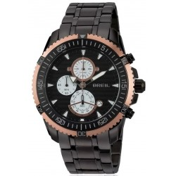 Breil Herrenuhr Ground Edge Quarz Chronograph TW1507