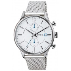 Breil Herrenuhr Contempo TW1648 Chronograph Quartz