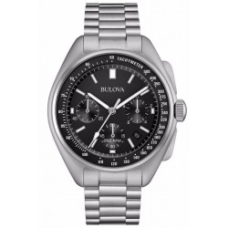Kaufen Sie Bulova Herrenuhr Moon Precisionist 96B258 Quarz Chronograph