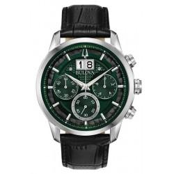Kaufen Sie Bulova Herrenuhr Sutton Classic Quarz Chronograph 96B310