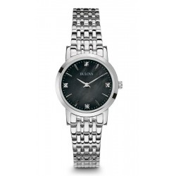 Kaufen Sie Bulova Damenuhr Diamonds 96S148 Quartz