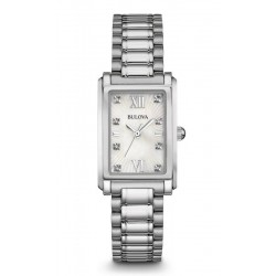 Kaufen Sie Bulova Damenuhr Diamonds 96S157 Quartz