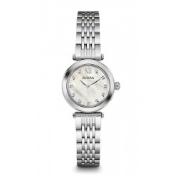 Kaufen Sie Bulova Damenuhr Diamonds 96S167 Quartz