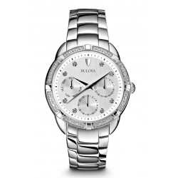 Kaufen Sie Bulova Damenuhr Diamonds 96S152 Quartz