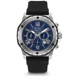 Kaufen Sie Bulova Herrenuhr Marine Star Quarz Chronograph 98B258