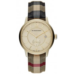 Kaufen Sie Burberry Herrenuhr The Classic Round BU10001