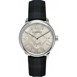 Kaufen Sie Burberry Herrenuhr The Classic Round BU10008