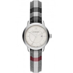 Montre Femme Burberry The Classic Round BU10103