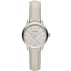 Montre Femme Burberry The Classic Round BU10105