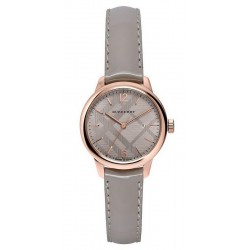 Montre Femme Burberry The Classic Round BU10119