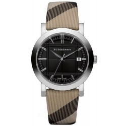 Kaufen Sie Burberry Herrenuhr The City Nova Check BU1772