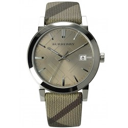 Kaufen Sie Burberry Unisexuhr The City Nova Check BU9023