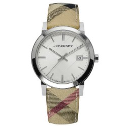 Kaufen Sie Burberry Unisexuhr The City Nova Check BU9025