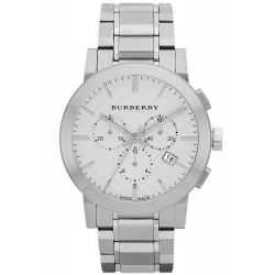 Kaufen Sie Burberry Herrenuhr The City Chronograph BU9350