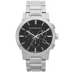 Kaufen Sie Burberry Herrenuhr The City Chronograph BU9351