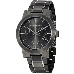 Kaufen Sie Burberry Herrenuhr The City Chronograph BU9354