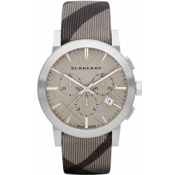 Kaufen Sie Burberry Herrenuhr The City Nova Check BU9358 Chronograph