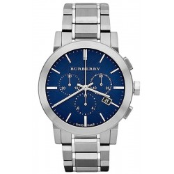 Kaufen Sie Burberry Herrenuhr The City Chronograph BU9363