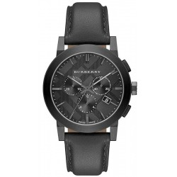 Kaufen Sie Burberry Herrenuhr The City BU9364 Chronograph