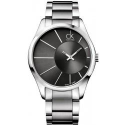 Calvin Klein Herrenuhr Deluxe K0S21108
