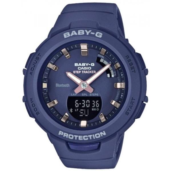 Casio Baby-G Damenuhr BSA-B100-2AER kaufen