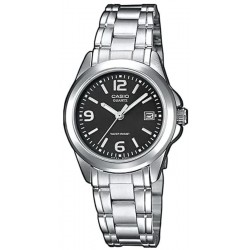 Casio Collection Damenuhr LTP-1259PD-1AEF