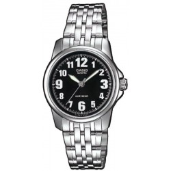 Casio Collection Damenuhr LTP-1260PD-1BEF