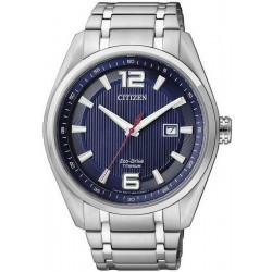 Citizen Herrenuhr Super Titanium Eco-Drive AW1240-57M