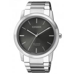 Citizen Herrenuhr Super Titanium Eco-Drive AW2020-82H