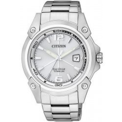 Citizen Herrenuhr Super Titanium Eco-Drive BM1340-58A