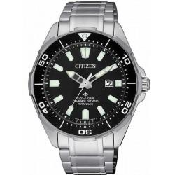Citizen Herrenuhr Promaster Diver's Eco Drive 200M Super Titan BN0200-81E