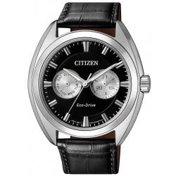 Citizen Herrenuhr Style Eco-Drive BU4011-29E Multifunktions