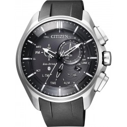 Kaufen Sie Citizen Herrenuhr Funkuhr Bluetooth Eco-Drive Super Titanium BZ1040-09E
