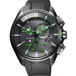 Kaufen Sie Citizen Herrenuhr Funkuhr Bluetooth Eco-Drive Super Titanium BZ1045-05E