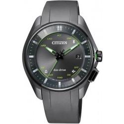 Kaufen Sie Citizen Herrenuhr Funkuhr Bluetooth Eco-Drive Super Titanium BZ4005-03E