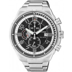 Citizen Herrenuhr Sports Chrono Eco-Drive CA0490-52E