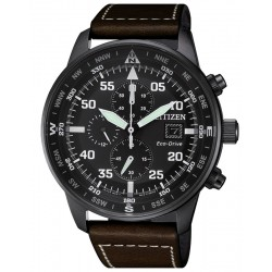 Kaufen Sie Citizen Herrenuhr Aviator Chrono Eco-Drive CA0695-17E
